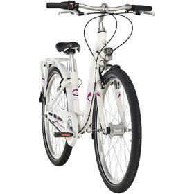 "Puky Skyride Light 24"" Børnecykel 7-trins pink/hvid"